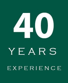 40 years experience